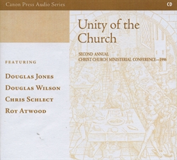 Unity of the Church - CD