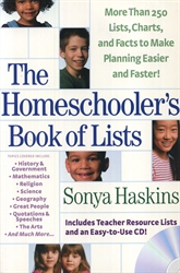 Homeschooler's Book of Lists