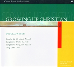 Growing Up Christian - CD