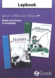 Handel/Schumann Lapbook Set