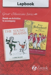 Brahms/Schubert Lapbook Set