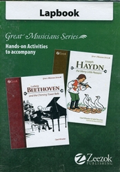 Beethoven/Haydn Lapbook Set
