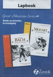 Bach & Mozart Lapbook Set
