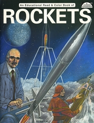 Rockets - Coloring Book
