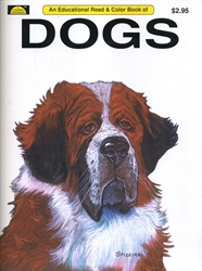 Dogs - Coloring Book