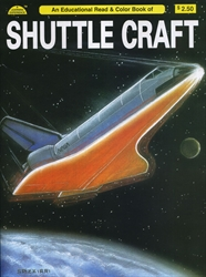 Shuttle Craft - Coloring Book
