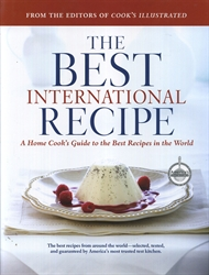 Best International Recipe Cookbook
