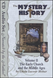 Mystery of History Volume II - Audio Book