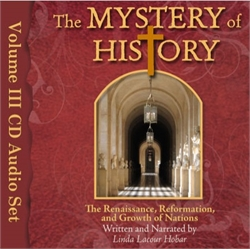Mystery of History Volume III - Audio Book