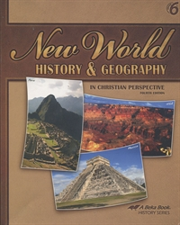 New World History & Geography - Student Text