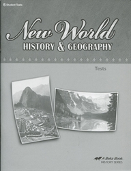 New World History & Geography - Test Book