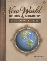 New World History & Geography - Maps & Activities Book