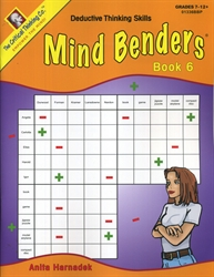 Mind Benders Book 6