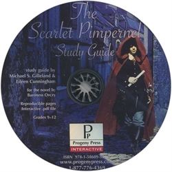 Scarlet Pimpernel - Study Guide CD