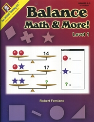 Balance Math & More! Level 1