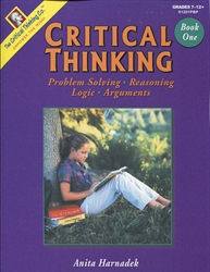 Critical Thinking Book One