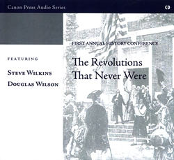 Revolutions That Never Were - CD
