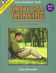 Critical Thinking Book Two - Teacher Manual