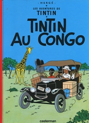 Tintin Au Congo (French)