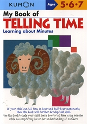 My Book of Telling Time