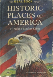 Real Book About Historic Places of America