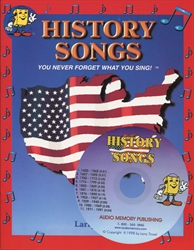 History Songs with CD