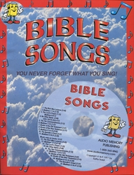Bible Songs with CD