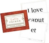 Latin Primer 1 - Flash Cards