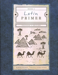 Latin Primer 3 - Teacher Edition