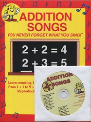 Addition Songs with CD