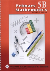 Primary Mathematics 5B - Home Instructor's Guide