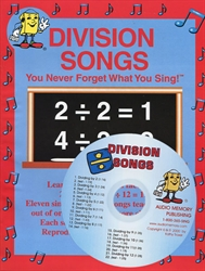 Division Songs with CD