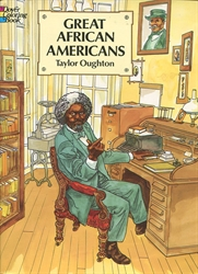 Great African Americans - Coloring Book