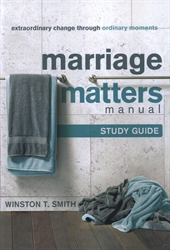 Marriage Matters - Study Guide