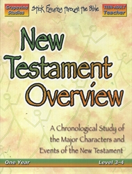 New Testament Overview Level 3-4 - Teacher's Guide