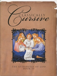 Classically Cursive Book 4
