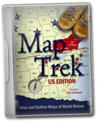 MapTrek - US Edition