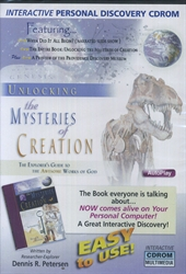 Unlocking the Mysteries of Creation - CD-ROM
