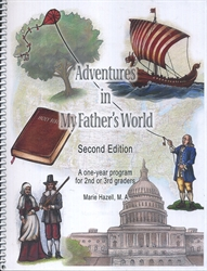 MFW Adventures in My Father's World - Teacher's Manual