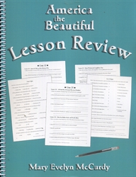 America the Beautiful - Lesson Review