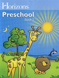 Horizons Preschool - Student Workbook 2
