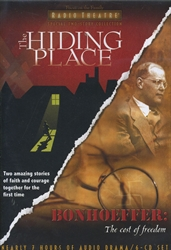 Hiding Place + Bonhoeffer Radio Theater CD Set