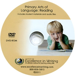 Primary Arts of Language: Reading DVD-ROM