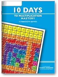 10 Days to Multiplication Mastery - Workbook