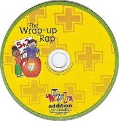 Addition Rap CD