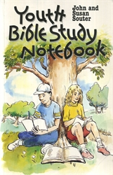 Youth Bible Study Notebook