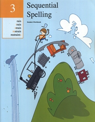 Sequential Spelling 3 - Workbook