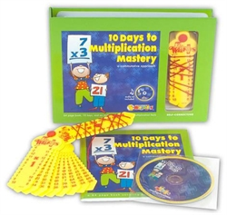 10 Days to Multiplication Mastery - Box Set