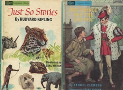 Just So Stories / The Prince and the Pauper