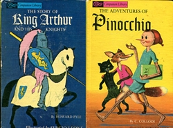 Adventures of Pinocchio / The Story of King Arthur and His Knights
